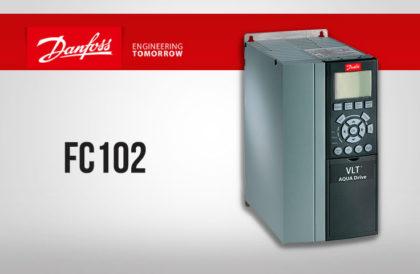FC-102 Danfoss HVAC Drive