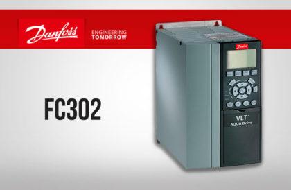 FC-302 Danfoss Automation Drive