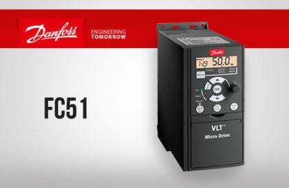 FC-51 Danfoss Micro Drive