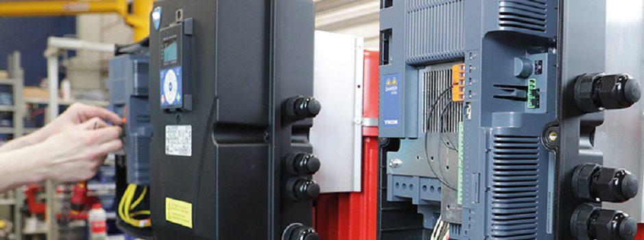 VACON 100 / 100 HVAC / 100X / NXP / NXS