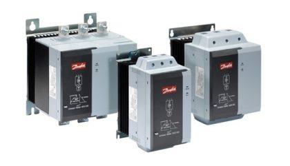 VLT® Compact Starter MCD 201 and MCD 202