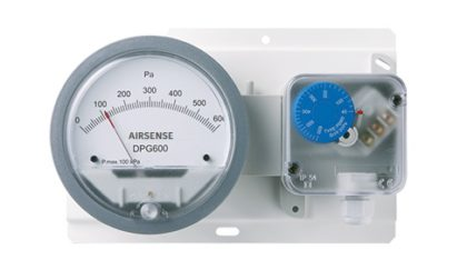 DPG/PS Combination of pressure gauge and pressure switch
