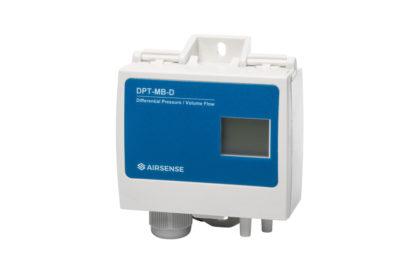 DPT-MB-D Differential Pressure & Volume Flow Transmitter MODBUS