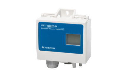DPT 3500FS-D Differential Pressure & Flow Transmitter / Regulator